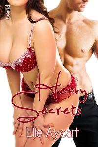 Book Review: Heavy Secrets By Elle Aycart @AycartElle