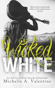 Blog Tour Review, Excerpt and Giveaway: Wicked White by Michelle A. Valentine @M_A_Valentine