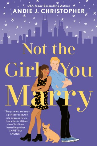 New Release: Not the Girl You Marry by Andie J. Christopher @authorandiej @BerkleyPub