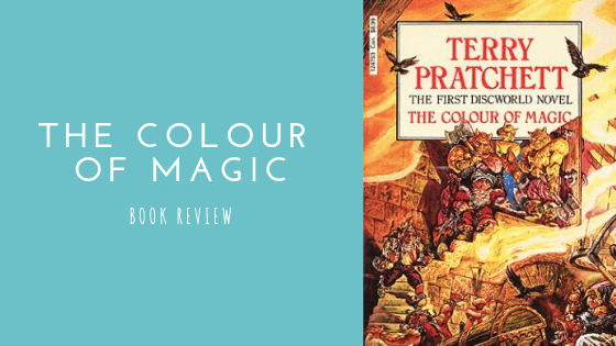 The Colour of Magic Book Review