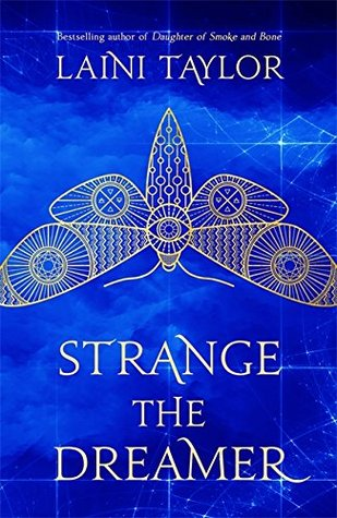 Strange the Dreamer book review