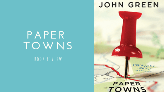 Paper Towns book review