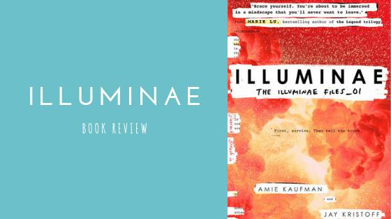 Illuminae book review