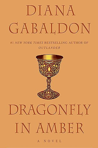 Dragonfly in Amber book review