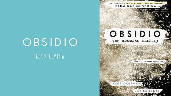 Obsidio book review