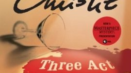 Three Act Tragedy book review
