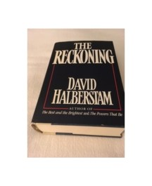 A novel The Reckoning used copies available at thebookchateau.com