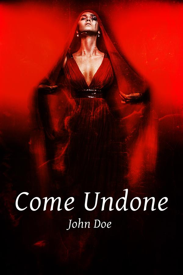 Come Undone - The Book Cover Designer