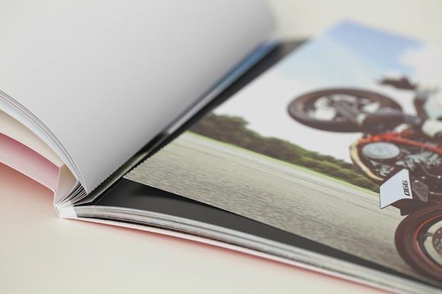 photography portfolio book interior