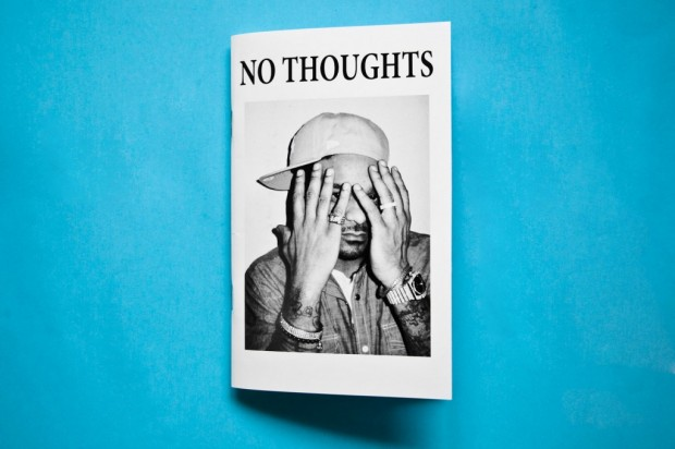 No Thoughts magazine