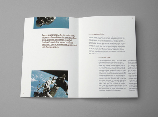 fold out booklet design inspiration