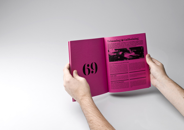 bold graphic design book design inspiration