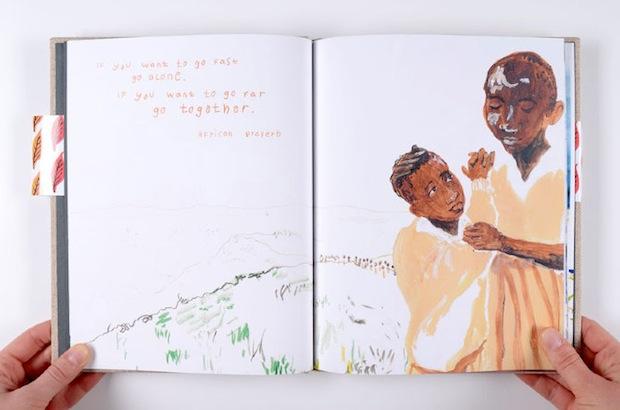 illustration illustrated book design inspiration