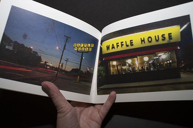 Twelve Nashville Waffle Houses
