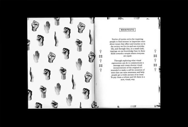 Stories of Stories independent book publisher manifesto design inspiration