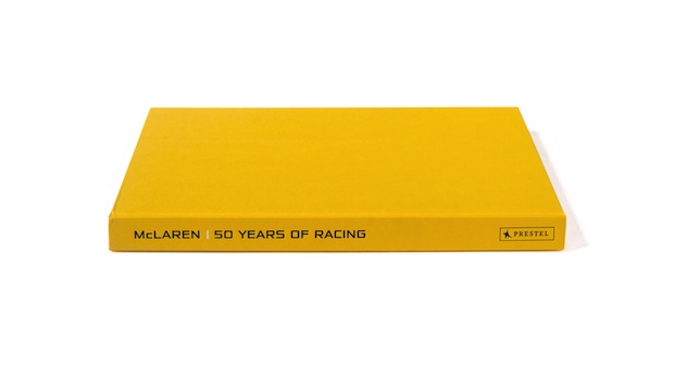 McLaren: 50 Years of Racing