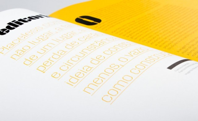 editorial typography layout design inspiration