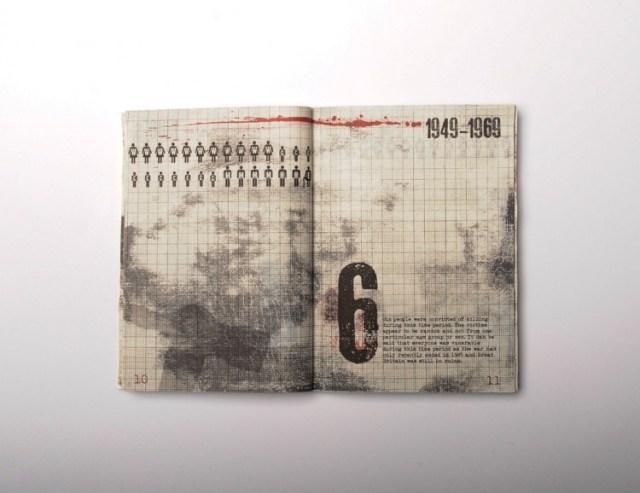 graphic design inspiration –British Serial Killers book