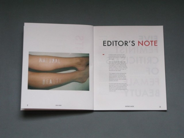 editorial and magazine design inspiration