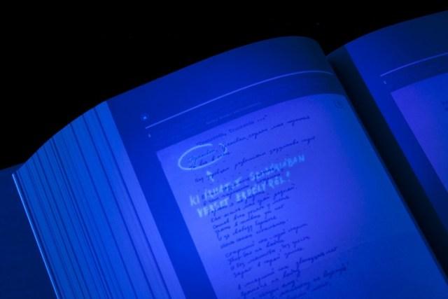 Book Design Inspiration – Secrets of the Barguzin Skeleton – The Book Design Blog