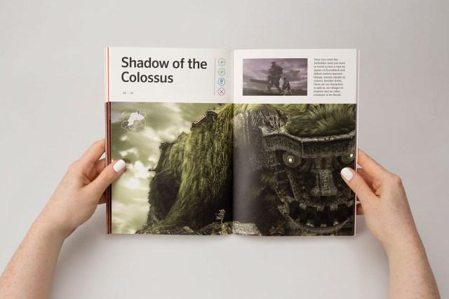 New Eden – A book of game environments – The Book Design Blog