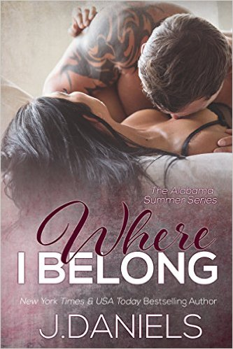 Where I belong by J. Daniels: Review