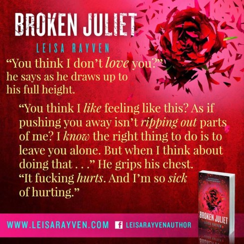 broken juliet teaser 1