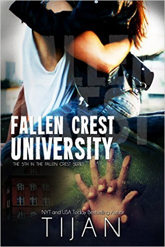 Fallen Crest University by Tijan: Review