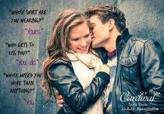 Couple in love - Beginning of a Love Story