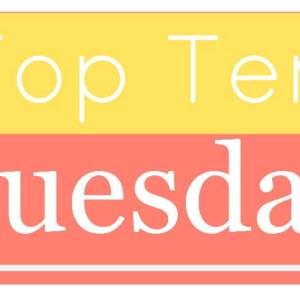 Debut Authors: Top Ten Tuesday