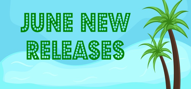june new releases fb banner