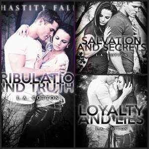 Chastity Falls Box Set: New Release!