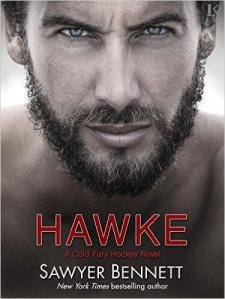 Hawke by Sawyer Bennett: Review