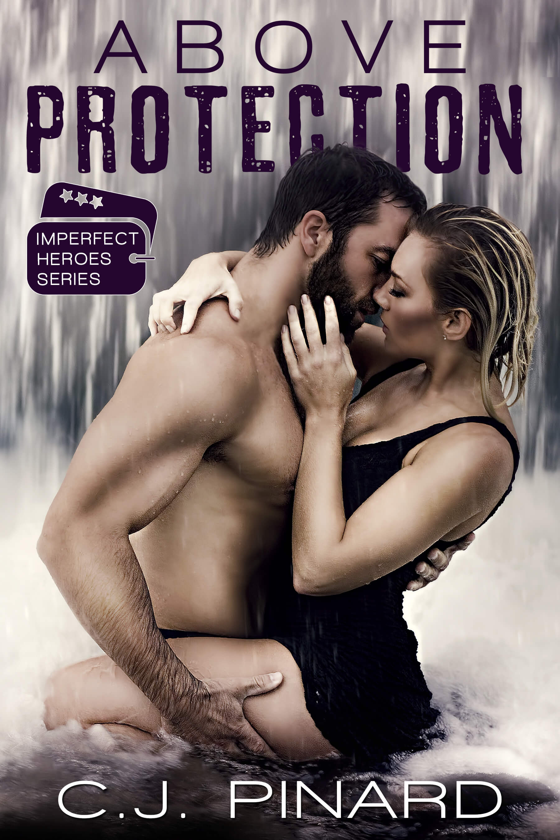 Above Protection by CJ Pinard: Review