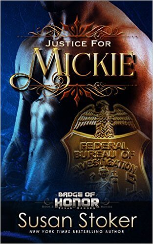justice for mickie cover