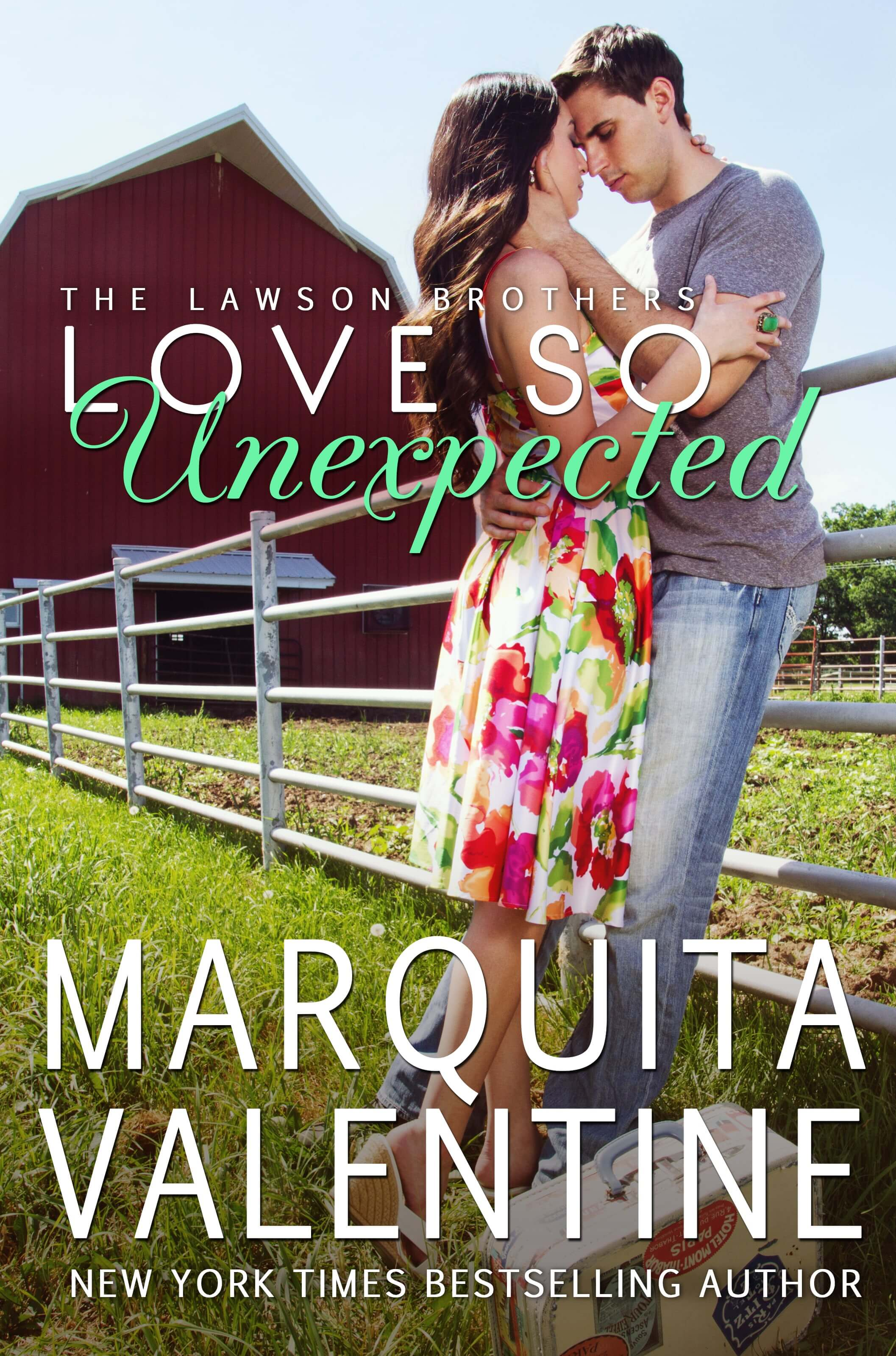 Love So Unexpected: Release Day!