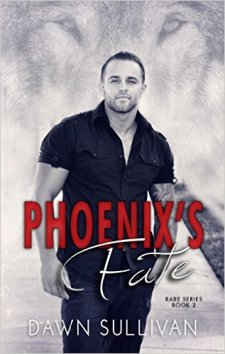 phoenixs fate cover