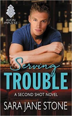 Serving Trouble by Sara Jane Stone: Review