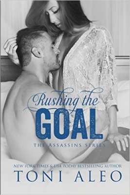 Rushing the Goal by Toni Aleo: Review