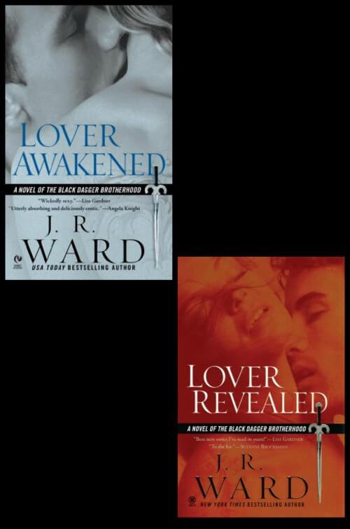 Lover Awakened & Lover Revealed by JR Ward: Review