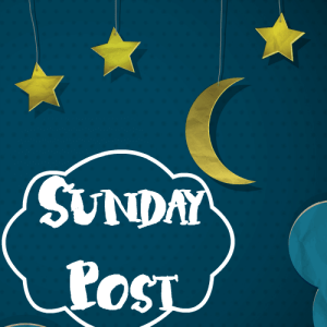 #SundayPost: September? When did that happen?