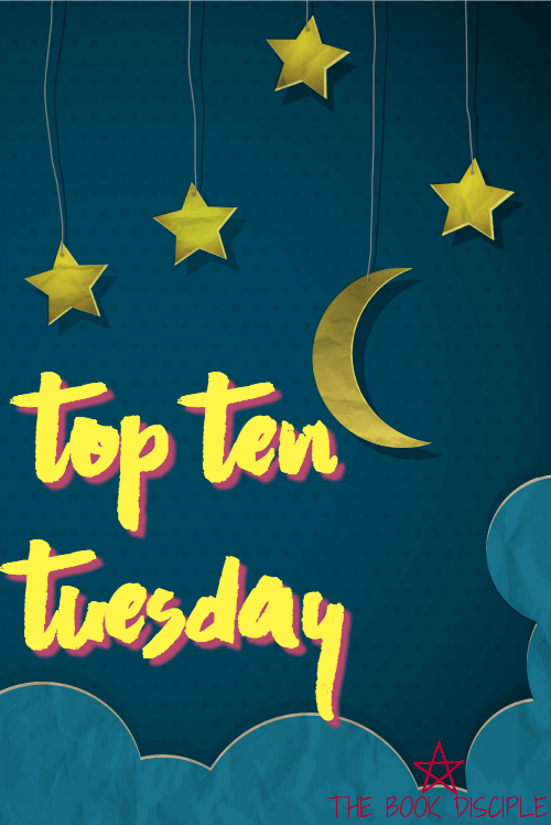 Small town setting: Top Ten Tuesday!
