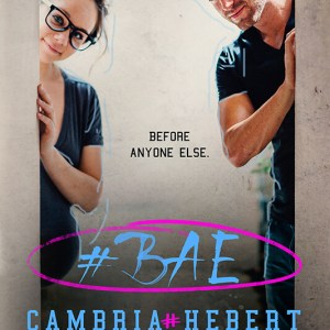 #Bae by Cambria Hebert: Release day!