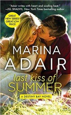 Last Kiss of Summer by Marina Adair: Review
