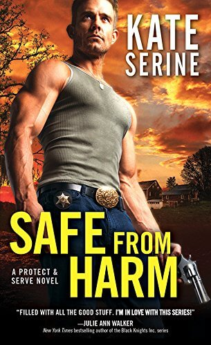 Safe from Harm by Kate SeRine: Review