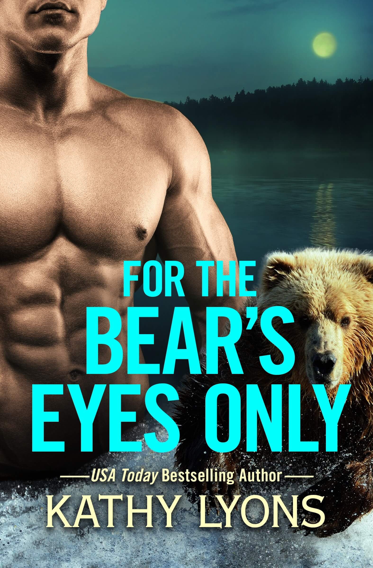 For the Bears Eyes Only by Kathy Lyons: Review