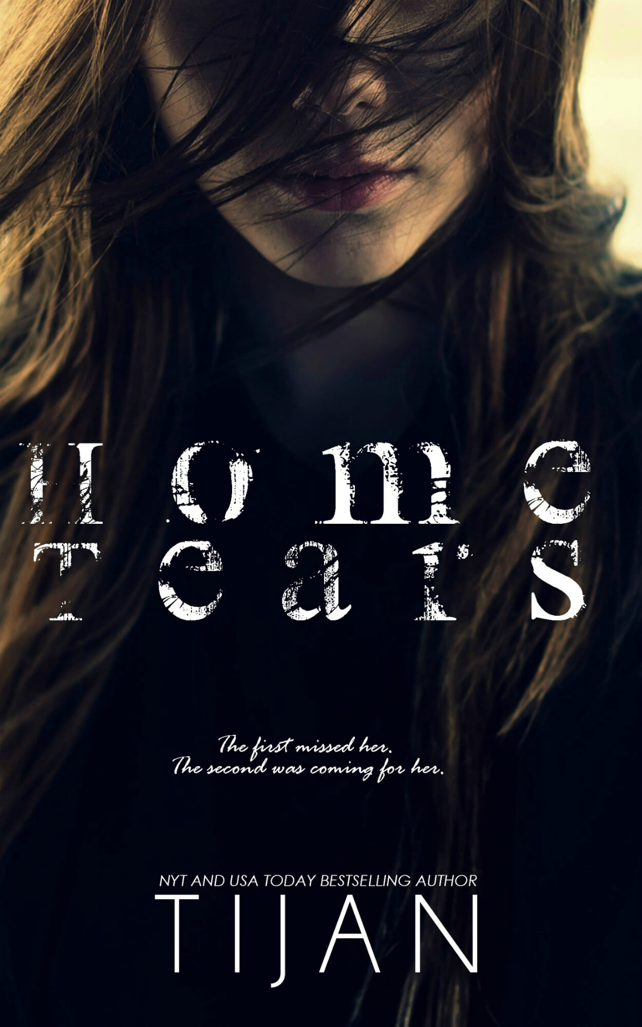 Home Tears by Tijan: Cover Reveal