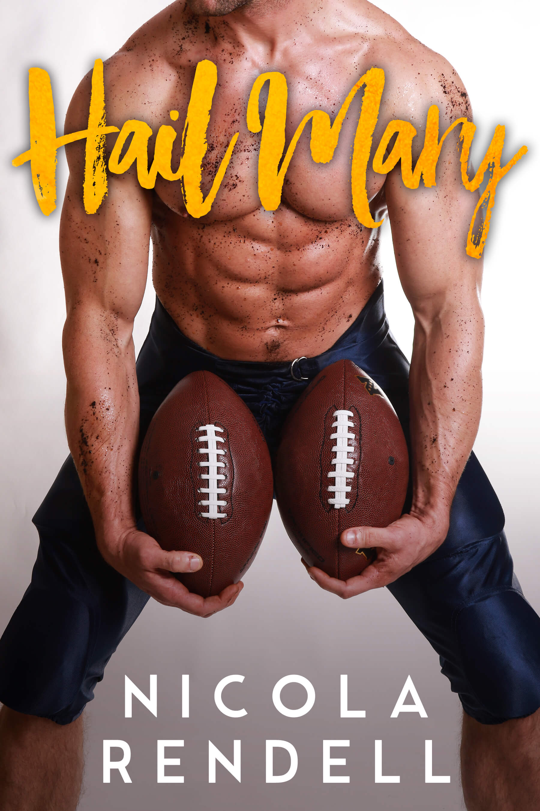 Hail Mary by Nicola Rendell: Review