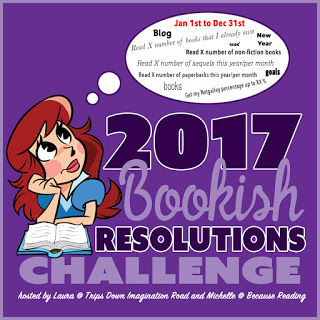 Bookish Resolution Challenge Check in!