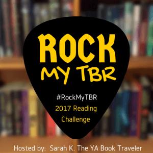 #RockMyTBR reading challenge 2017!